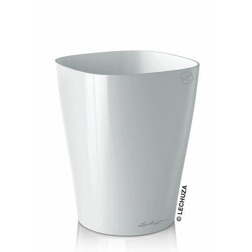 Donica Lechuza Deltini biała, produkt marki Produkty marki Lechuza