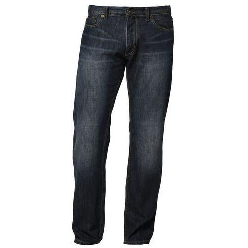 Produkt z kategorii- spodnie męskie - Quiksilver BUSTER Jeansy Relaxed fit niebieski