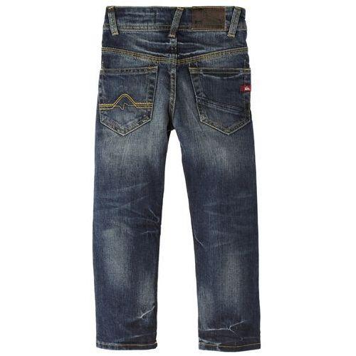 Produkt z kategorii- spodnie męskie - jeansy Quiksilver Distorsion Blue Kid's - Used Indigo Wash