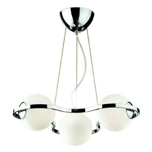 Nowoczesna LAMPA wisząca OPRAWA żyrandol DO salonu SABA Kaja K-MA03616C003 chrom - sprawdź w MLAMP.pl - Rozświetlamy Wnętrza