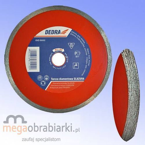 Oferta DEDRA Tarcza diamentowa do płytek 200 mm H1123E RATY 0,5% NA CAŁY ASORTYMENT DZWOŃ 77 415 31 82
