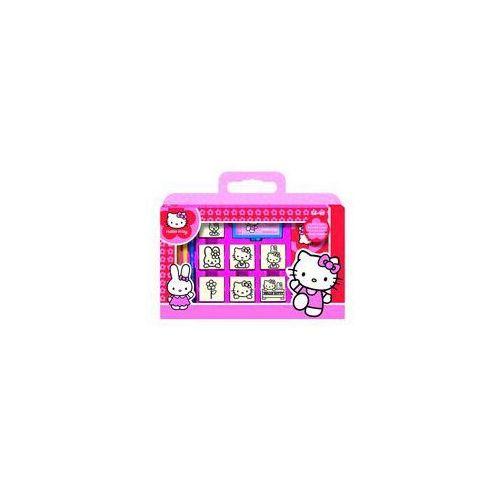 Pieczątki Hello Kitty w walizce, Multiprint z Eksiegarnia