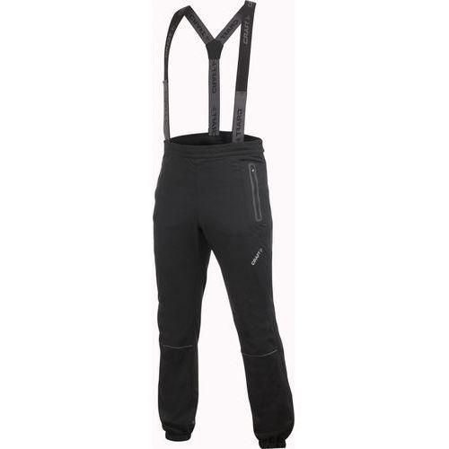 Spodnie męskie Craft Performance XC High FZ czarne r.M - produkt z kategorii- spodnie męskie