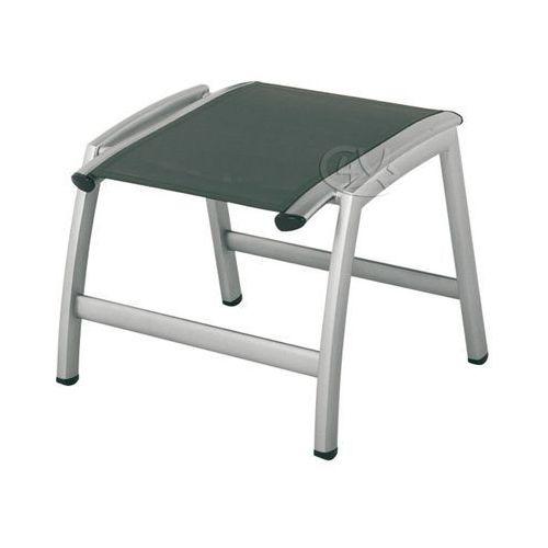 Taboret (hoker) aluminiowy srebrny Avantgarde Kettler ze sklepu Garden4you.pl