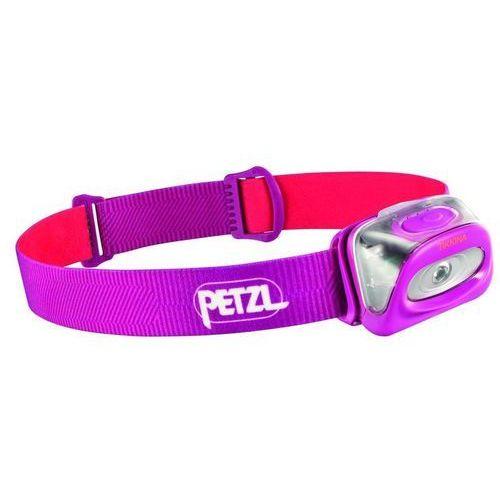 Latarka czołowa Petzl Tikkina E91 HV Purple New z kategorii oświetlenie