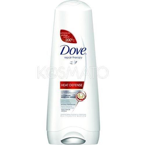 Produkt z kategorii- pozostałe kosmetyki do włosów - Dove Heat Defense Odżywka, 200 ml