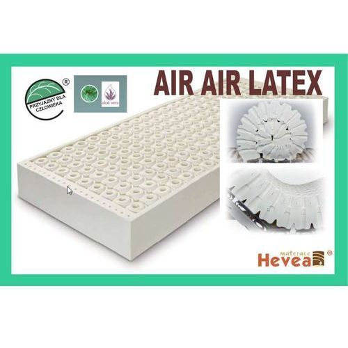 Produkt Materac lateksowy  Comfort aiR aiR 160x200, marki Hevea