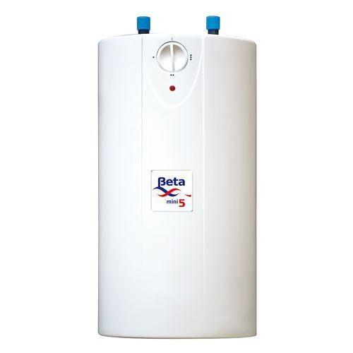 Elektryczny ogrzewacz wody beta mini , 5 l, 1,5 kw, marki Elektromet