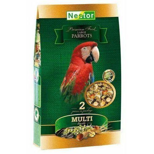 Nestor Pokarm Papuga duża Premium 1400ml, nestor