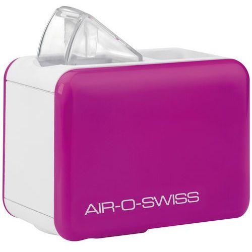 Podróżny nawilżacz ultradźwiękowy Travel Ultrasonic U7146 [Różowy] z kategorii Nawilżacze powietrza