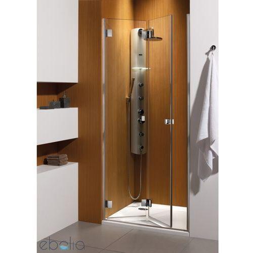Oferta Drzwi wnękowe 80 Carena DWB Radaway (34512-01-01NR) (drzwi prysznicowe)