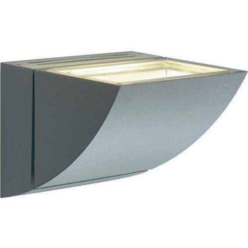 Produkt Lampa ścienna SLV 150484, Rx7s, 4200 K, (SxWxG) 225 x 60 x 225 mm, Srebrno-szary