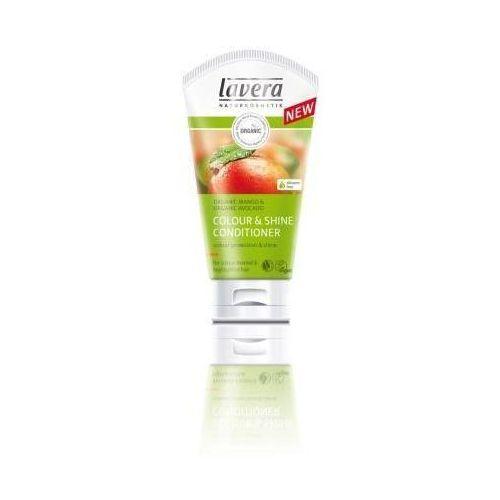 Lavera odżywka do włosów farbowanych z bio mango, bawełną i zieloną herbatą 150 ml - produkt z kategorii- odżywki do włosów