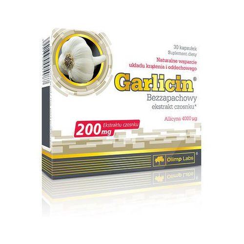 Olimp Garlicin kaps. 0,2 g 30 kaps., postać leku: kapsułki