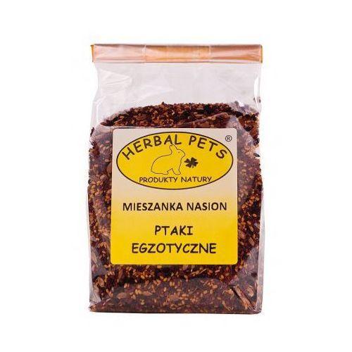 Mieszanka nasion 150g - uzupełniająca karma dla ptaków egzotycznych , Herbal Pets