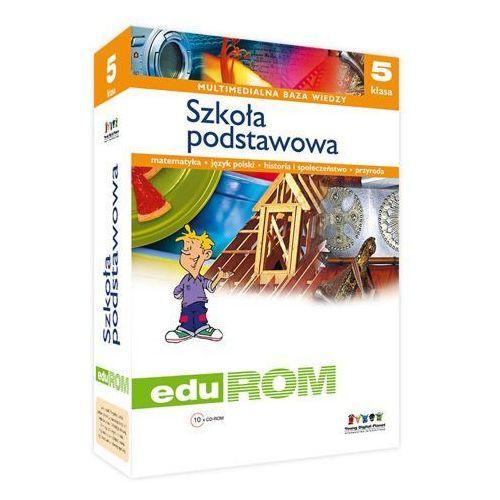 eduROM Szkoła podstawowa - klasa 5