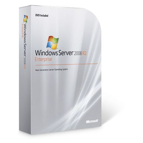 Produkt Ms Windows Server 2008 R2 Enterprise Edition 10 Cal Rok En Fr Es
