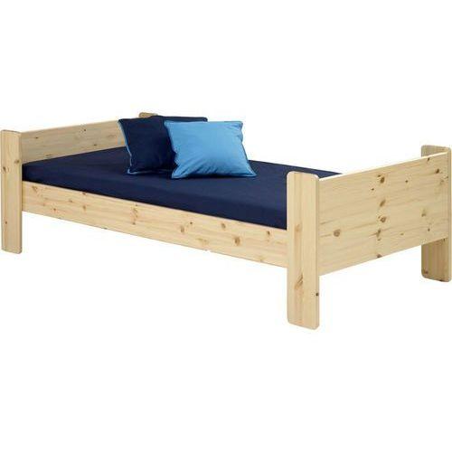 Łóżko pojedyncze Steens For Kids - sosna lakierowana ze sklepu Meble Pumo
