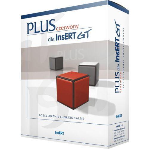 Oferta CZERWONY PLUS DLA INSERT GT (oprogramowanie)