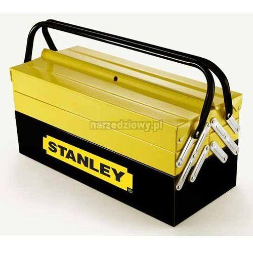 Towar z kategorii: skrzynki i walizki narzędziowe - STANLEY Skrzynka Narzędziowa Metalowa 10 urodziny Narzed