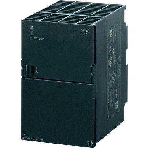 Artykuł Zasilacz na szynę Siemens SIMATIC PS307, 24 V, 10 A z kategorii transformatory