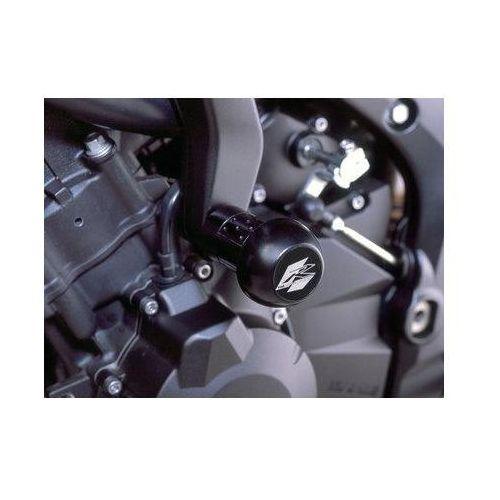 Puig y Yamaha FZ1 N / Fazer 2006-2013 (czarne) | TRANSPORT KURIEREM GRATIS z kat. crash pady motocyklowe