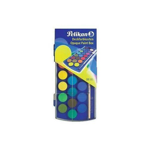 Oferta Farby szkolne wodne Pelikan - 22 kolory [05c54072473554f6]