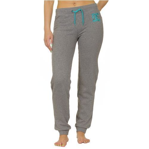 Produkt z kategorii- spodnie męskie - spodnie dresowe DC Legend - Frost Gray