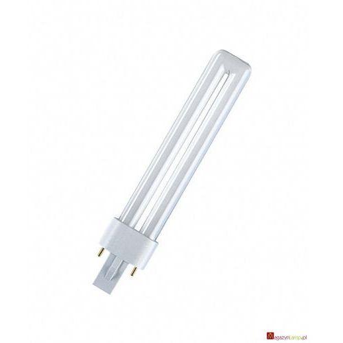 Oferta DULUX S 9W/840 świetlówka kompaktowa Osram