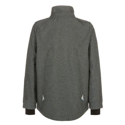 Esprit Kurtka Softshell metal grey melange (kurtka dziecięca) od Zalando.pl