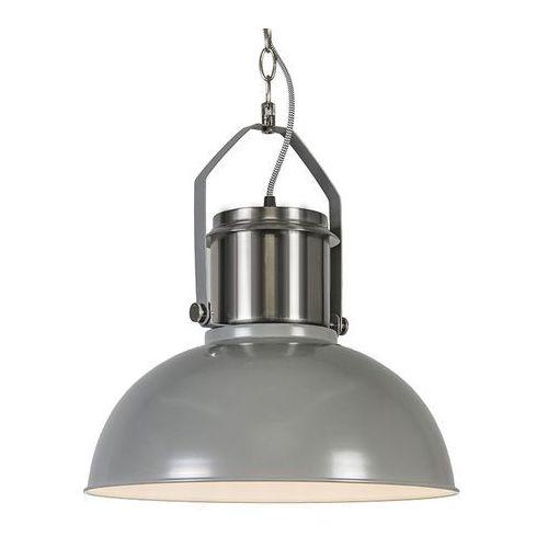 Lampa wisząca Industrial 37 szara - sprawdź w lampyiswiatlo.pl