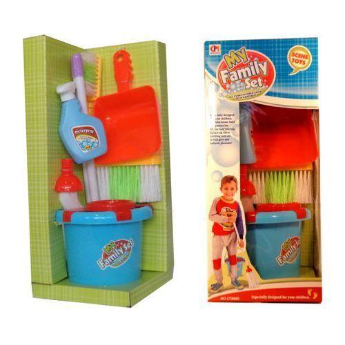 Zabawka SWEDE Zestaw Do Sprzątania G417 oferta ze sklepu ELECTRO.pl