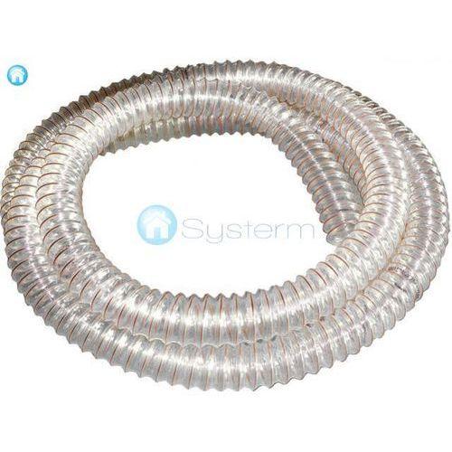 Tubes international Przewód elastyczny p 2 pu  +100*c dn 180 10mb
