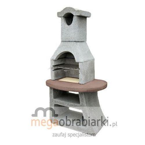 LANDMANN Grill betonowy asymetryczny Roma RATY 0,5% NA CAŁY ASORTYMENT DZWOŃ 77 415 31 82 od Megaobrabiarki - zaufaj specjalistom