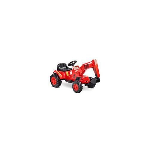 Toyz, Pojazd na akumulator, Digger Red ze sklepu Smyk