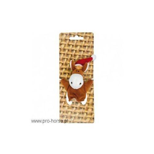 Kukiełka HR świąteczny konik (pacynka, kukiełka)