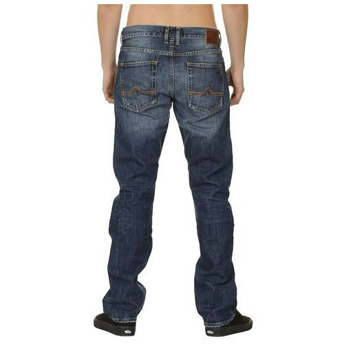 Produkt z kategorii- spodnie męskie - jeansy Quiksilver Sequel - Vintage Antique Wash