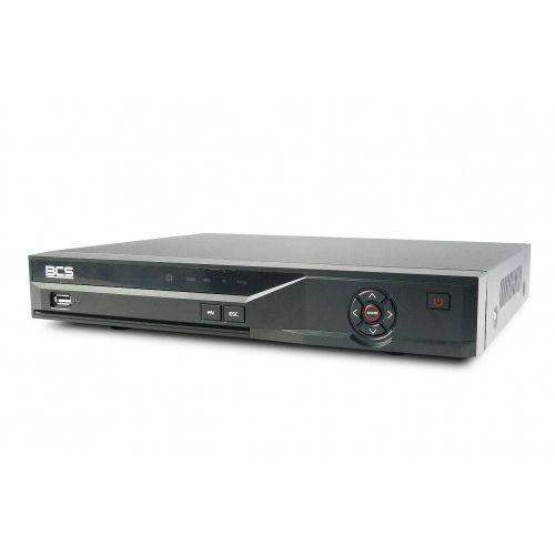 BCS-DVR0401QE-III Rejestrator cyfrowy 4 kanałowy z HDMI z opcją hybrydy