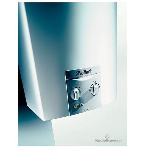 Produkt Vaillant atmoMAG mini 14-0 XI H, Przepływowy gazowy podgrzewacz wody, 24,4 kW, GZ 50 [311581], marki Vaillant Saunier Duval