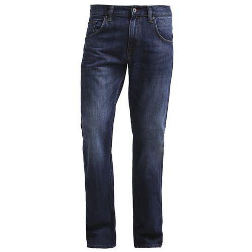 Mustang CHICAGO Jeansy Straight leg blue - produkt z kategorii- spodnie męskie