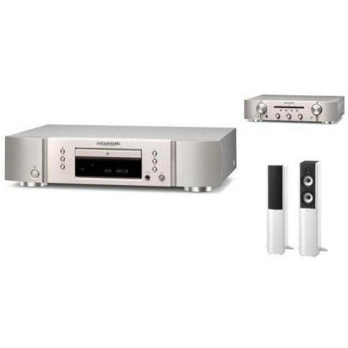 MARANTZ PM5005 S + CD5005 + BOSTON ACOUSTICS A250 - wieża, zestaw hifi - zmontuj tanio swój zestaw na stronie