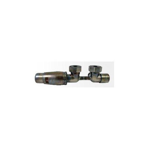 606100090 zestaw duo-plex mini 3/4xm22x1,5 prawy m30x1,5 + nyple- technoline wyprodukowany przez Schlosser