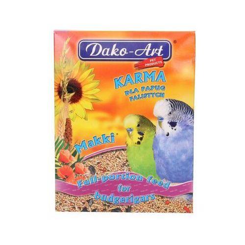 DAKO-ART MAKKI 1KG -KARMA D/PAPUGI FALISTEJ 120
