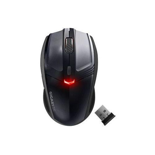 Gigabyte  Eco 500 czarna /PRAWDZIWE RATY 0%! z kat. myszy, trackballe i wskaźniki