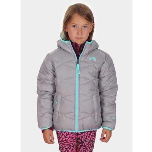 Reversible Moondoggy Jacket Girls - metallic silver, The North Face z 8a.pl Górski Sklep Internetowy