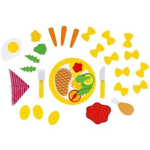 Zestaw lunchowy do zabawy dla dzieci oferta ze sklepu www.epinokio.pl