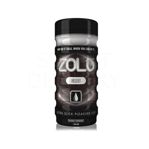 Zolo Glide Cup masturbator z intensywnie nawilżającym lubrykantem - oferta [356b447de74503fd]