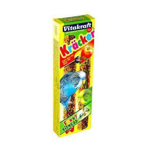 Kracker 2szt Papuga falista Owocowy 60g [10610]