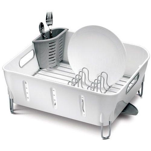 Suszarka do naczyń Compact SimpleHuman biała - produkt z kategorii- suszarki do naczyń