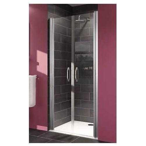 HUPPE ENA B Drzwi wahadłowe 80x190, chrom, transparentne 121201069321 (drzwi prysznicowe)